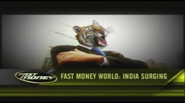 Fast Money World: India Rising