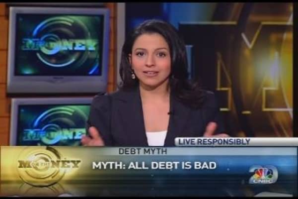 Debt Myths Debunked