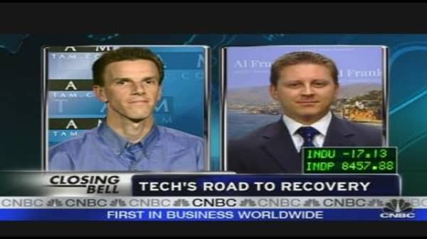 Tech's Road to Recovery