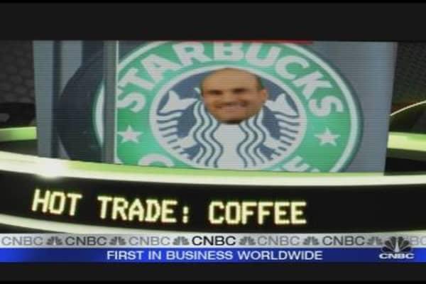 Hot Trade: Coffee