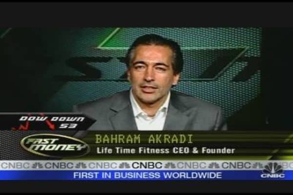 Rising Star: Life Time Fitness