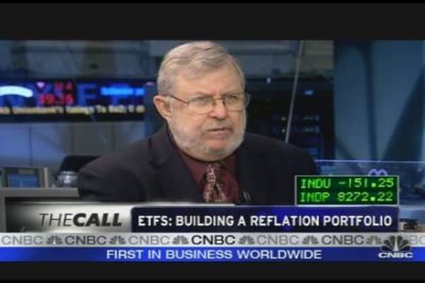 ETFs: Building a Reflation Portfolio