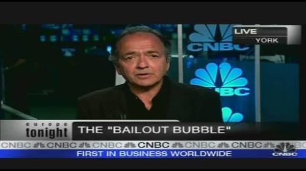 Beware the Bailout Bubble