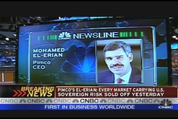 El-Erian on the Selloff