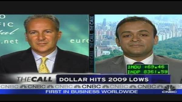 The Dollar & Re-emerging Markets
