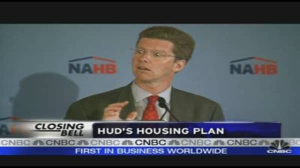 HUD's Housing Plan