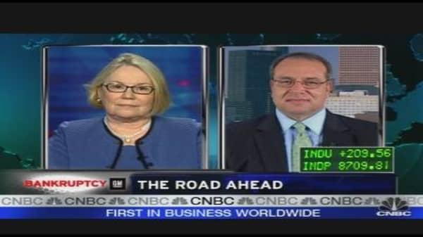 GM: The Road Ahead