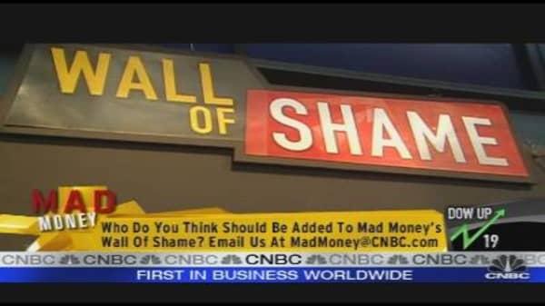 Wall of Shame: Ed Liddy