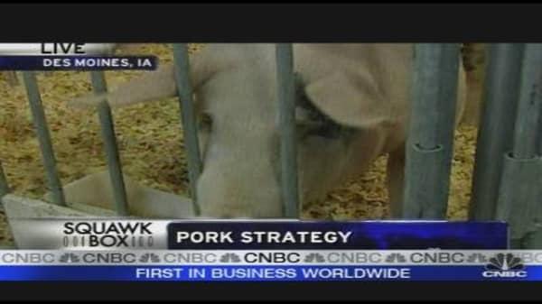 Pulling for Pork