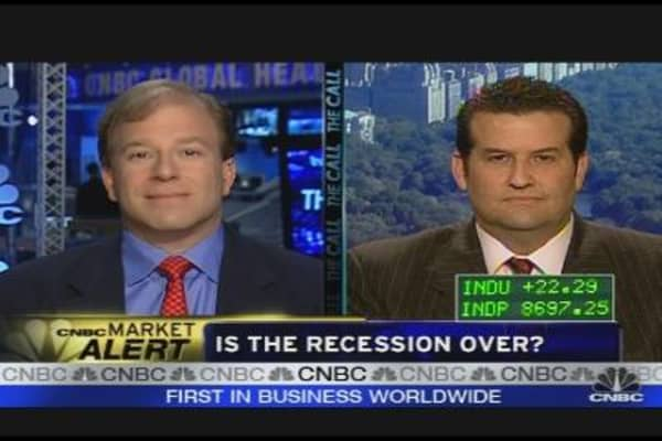 Is the Recession Over?