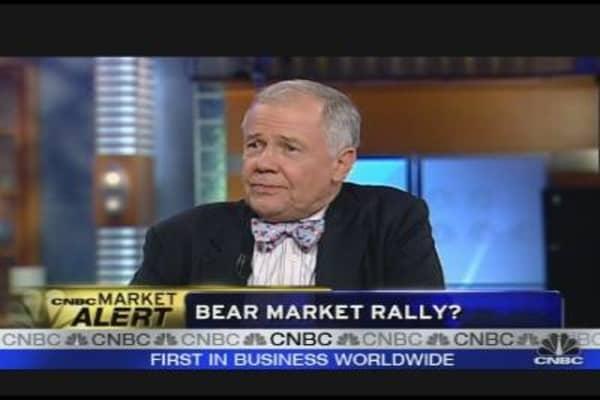 Bear Market Rally?