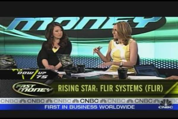 Rising Star: FLIR Systems