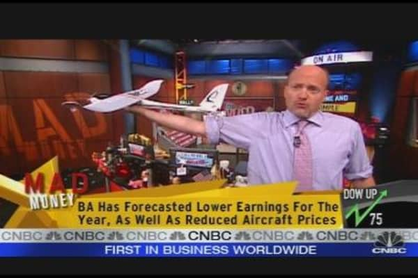 Cramer: Aerospace Is Next Bull Market