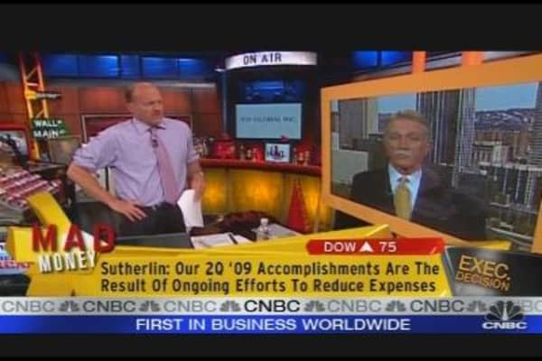 Joy Global CEO