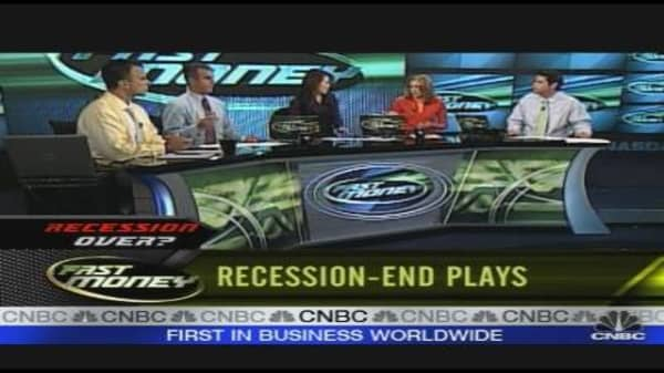 Recession End Plays
