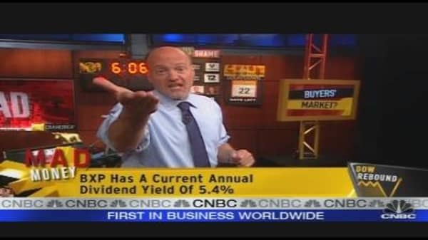 Cramer's Bullish On BXP