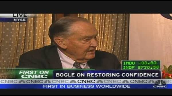Yale CEO Summit: John Bogle