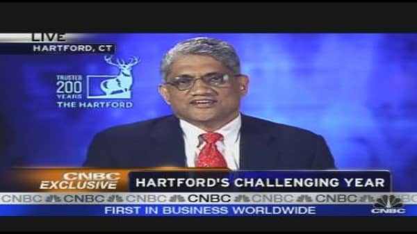 Ayer on Hartford's Challenging Year