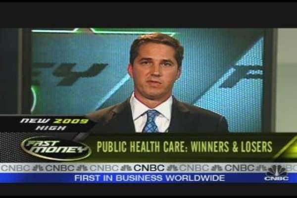 The Obama Trade: Healthcare