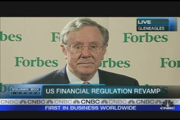 Financial System Still in Trouble: Forbes CEO