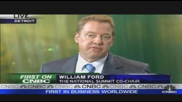 Bill Ford on Survival of US Automakers