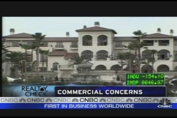 Commercial Real Estate: Ticking Bomb?