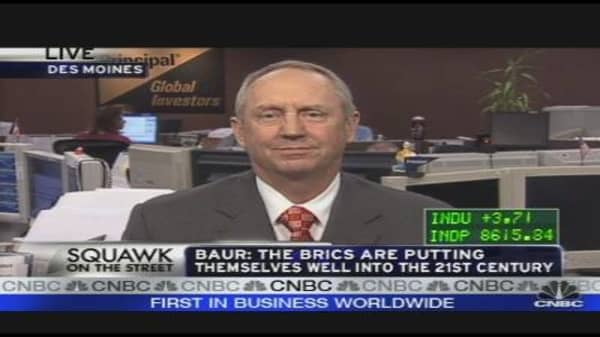 Playing the BRICs