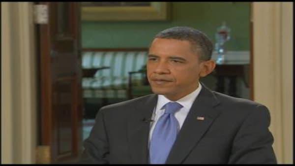 Obama's View