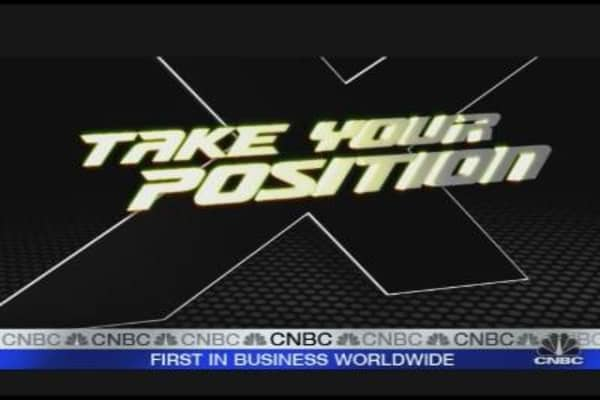 Take Your Position: FDX