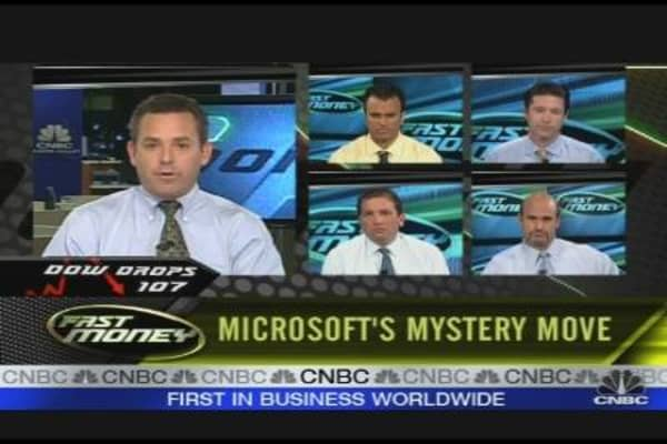 MSFT Rises From Ashes