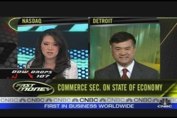Locke Talks Economics