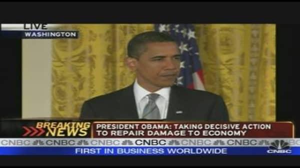 Obama Unveils Regulation Revamp