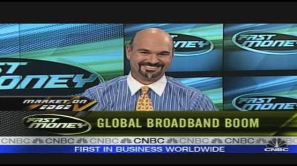 Broadband Booming