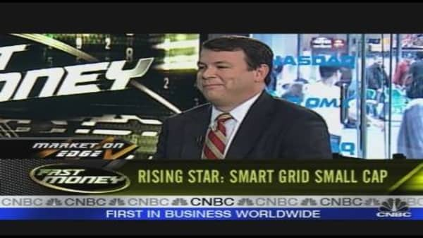 Rising Star: Smart Grid Small Cap