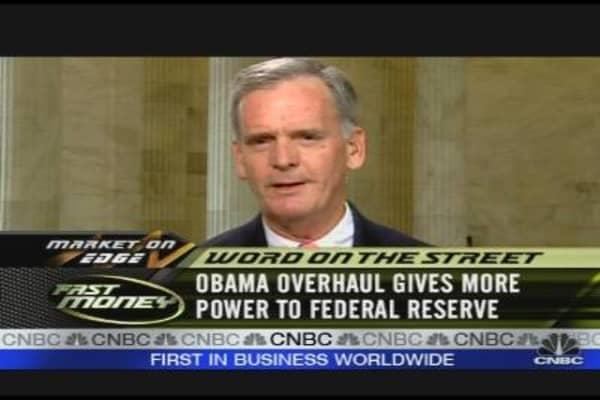 Did Obama Fix Financial Markets?