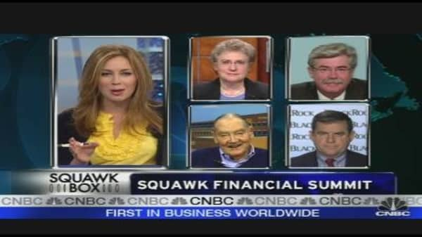 Power Players on Markets, Economy