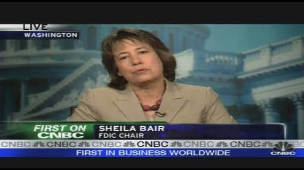 Sheila Bair on the Regulation Revamp