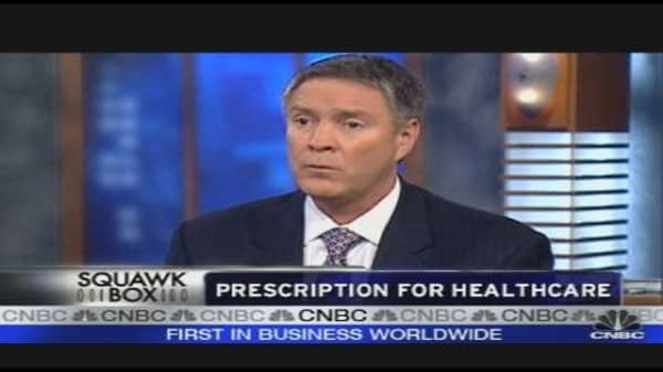 Dr. Frist on Healthcare