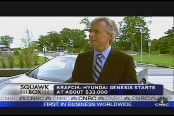 Hyundai Gets Nod From JD Power