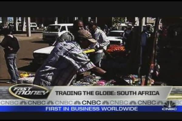 Trading the Globe: South Africa