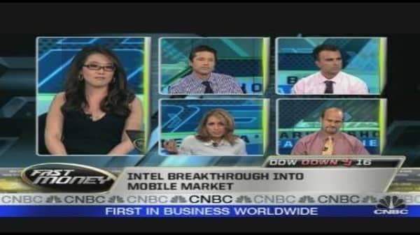Intel Lands Nokia Chip Deal