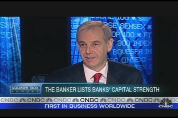 JPMorgan Tops Safe Bank List