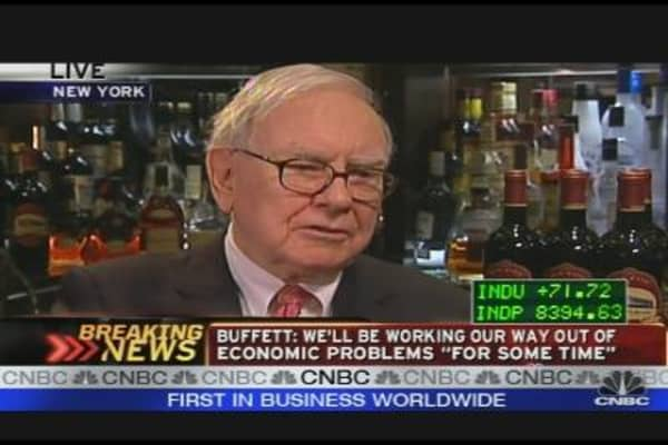 Buffett on America's