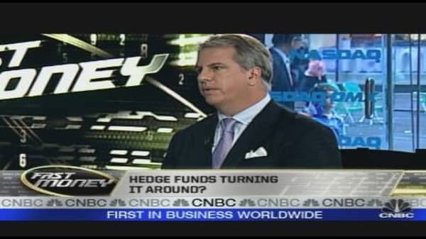 Hedge Fund Comeback?