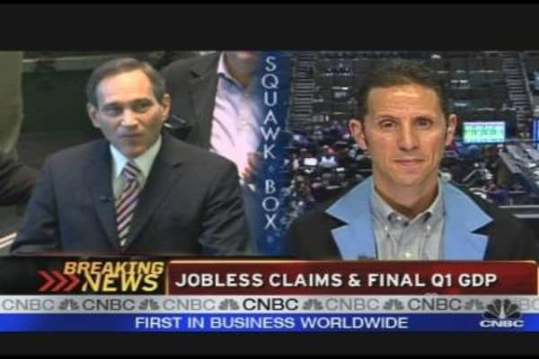Economic Analysis: Weekly Jobless Claims