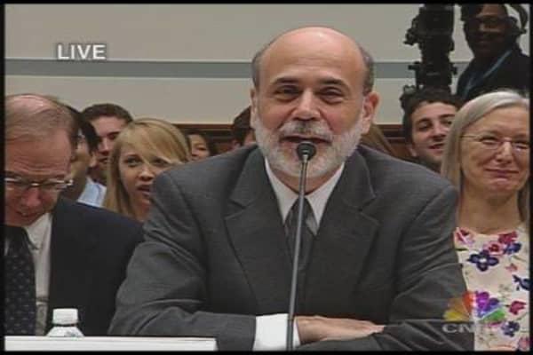 Congress Questions Bernanke on BofA-Merrill Deal 2