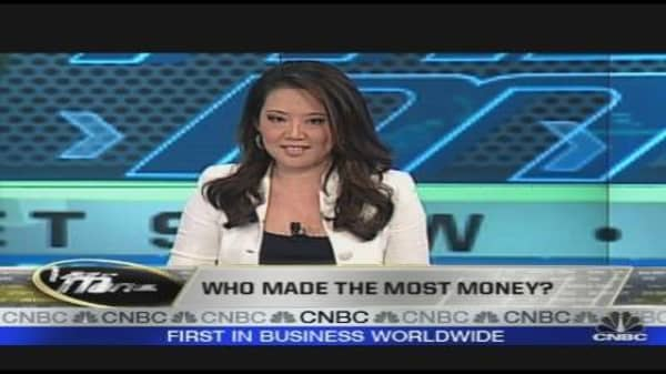 Who Made the Most Money?