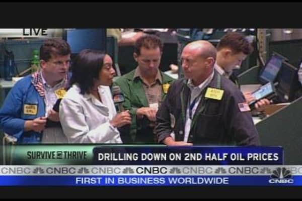 Oil Outlook for the Second Half of '09