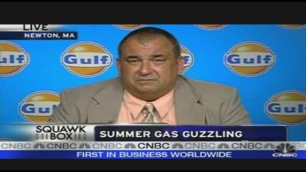 Gulf Oil CEO on Energy Prices