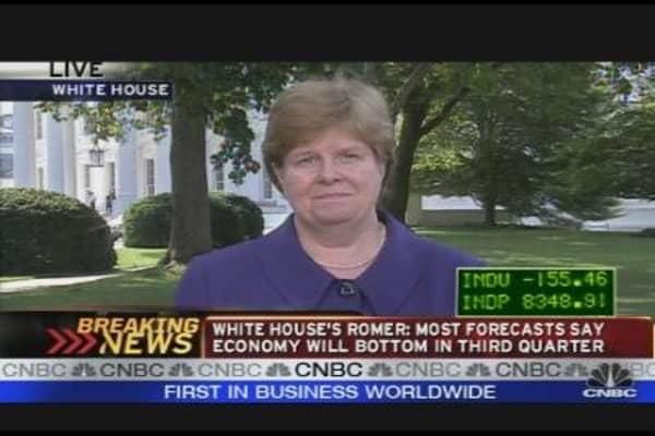 White House Reaction to Jobs